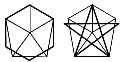 Особенности пропорций в структуре пирамиды D&M
