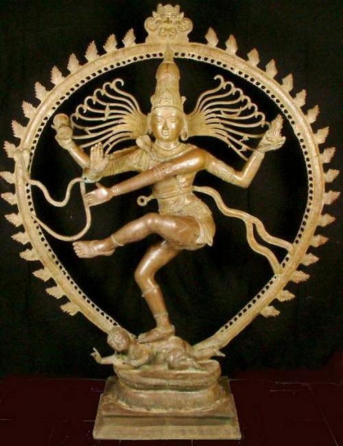 Сеть Индры и танец Шивы Bc7nataraja